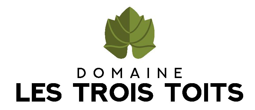 Logo du domaine des Trois Toits